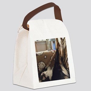 Crisp Canvas Lunch Bag