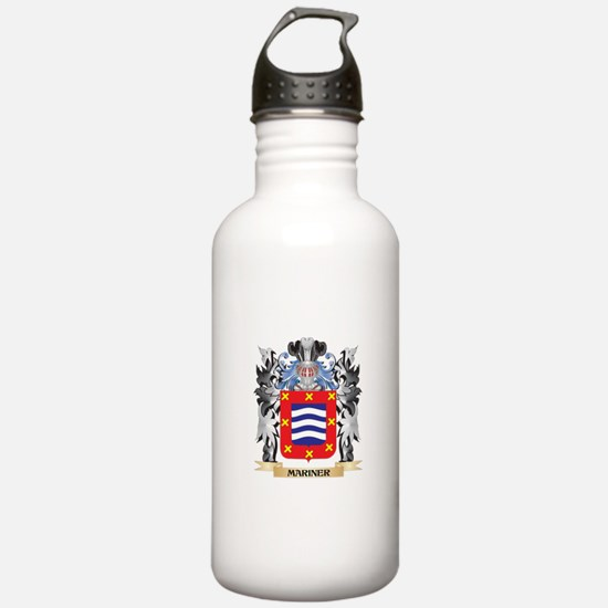 Mariner Coat of Arms - Water Bottle