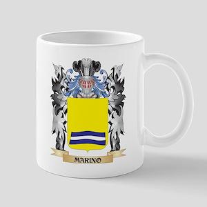 Marino Coat of Arms - Family Crest Mugs