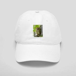 Red Sreech Owl Cap