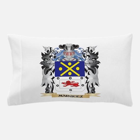 Marquez Coat of Arms - Family Crest Pillow Case