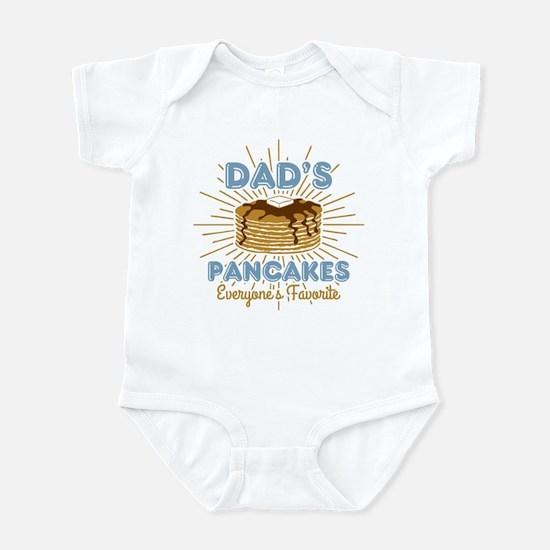 Dad's Pancakes Infant Bodysuit