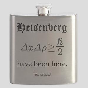 Heisenberg Observer Flask
