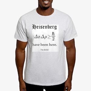 Heisenberg Observer Light T-Shirt