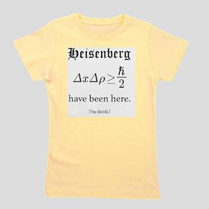 Heisenberg Observer Girl's Tee