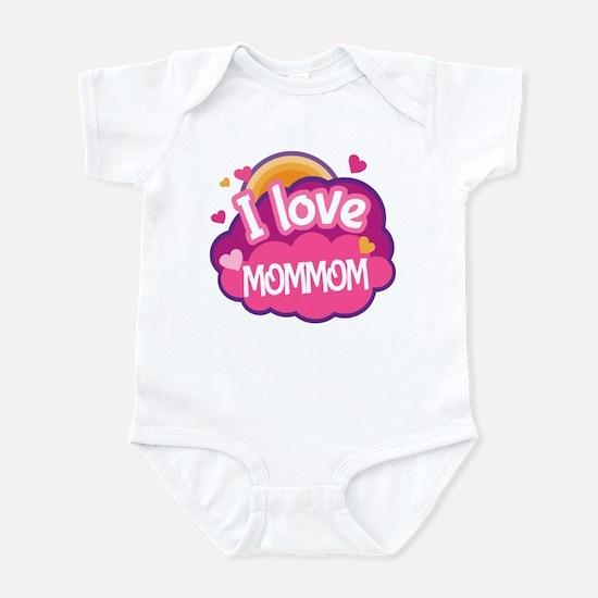 I Love MomMom Infant Bodysuit