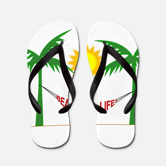 Beautiful Life Flip Flops
