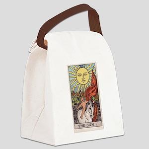 """The Sun"" Canvas Lunch Bag"