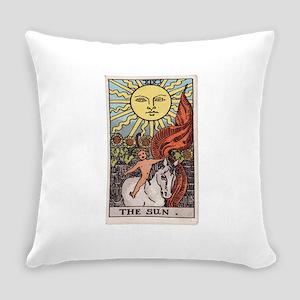 """The Sun"" Everyday Pillow"