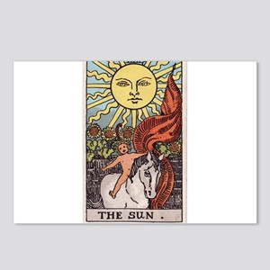 """""""The Sun"""" Postcards (Package of 8)"""
