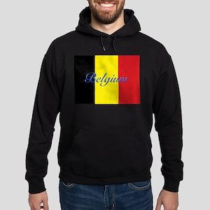 Belgium Flag Hoody