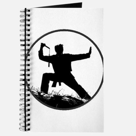 Nunchaku Circle Journal