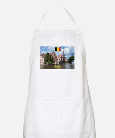 Stunning! Bruges canal Apron