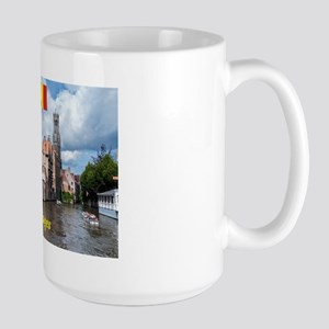 Stunning! Bruges canal Mugs