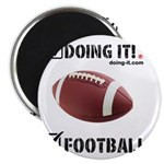 Doing It! FootBall Magnets