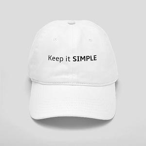Keep it SIMPLE Baseball Cap