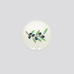OLIVE BRANCH Mini Button