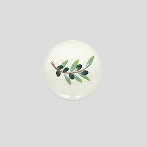 OLIVE BRANCH Mini Button