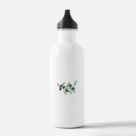 OLIVE BRANCH Water Bottle