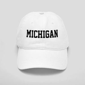 Michigan Jersey Black Cap
