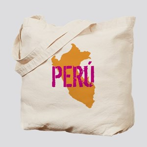 COLORFUL PERU - Tote Bag