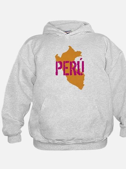COLORFUL PERU - Hoodie