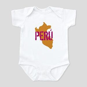 COLORFUL PERU - Infant Bodysuit