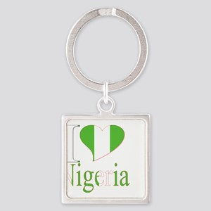 I love Nigeria Keychains