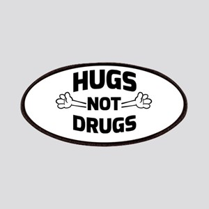 Hugs! Not Drugs Patch
