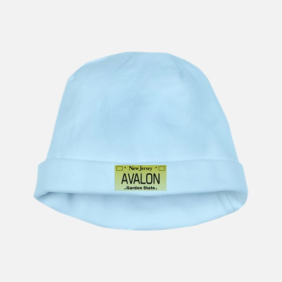 Avalon NJ Tag Giftware baby hat