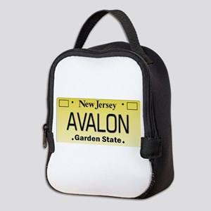 Avalon NJ Tag Giftware Neoprene Lunch Bag