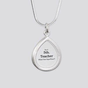 5th. Grade Teacher Necklaces