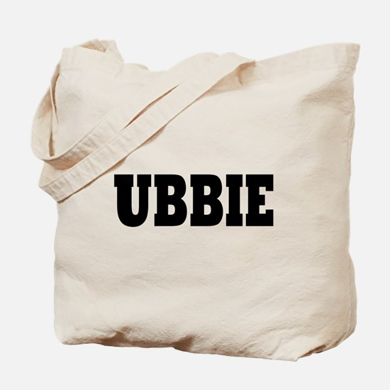 Ubbie, Rideshare Driver Guy Tote Bag