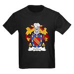 Gelida Family Crest Kids Dark T-Shirt