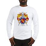 Gelida Family Crest Long Sleeve T-Shirt