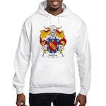 Gelida Family Crest Hooded Sweatshirt