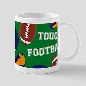 Football Collage Mugs
