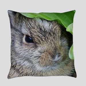 Baby Bunny Everyday Pillow