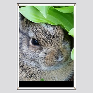 Baby Bunny Banner