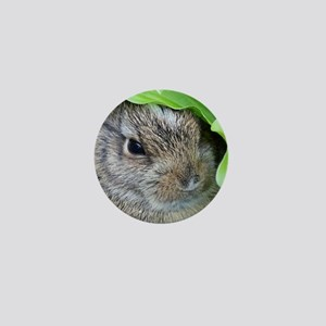 Baby Bunny Mini Button