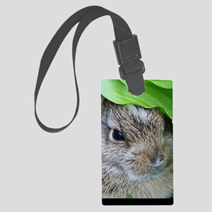 Baby Bunny Large Luggage Tag