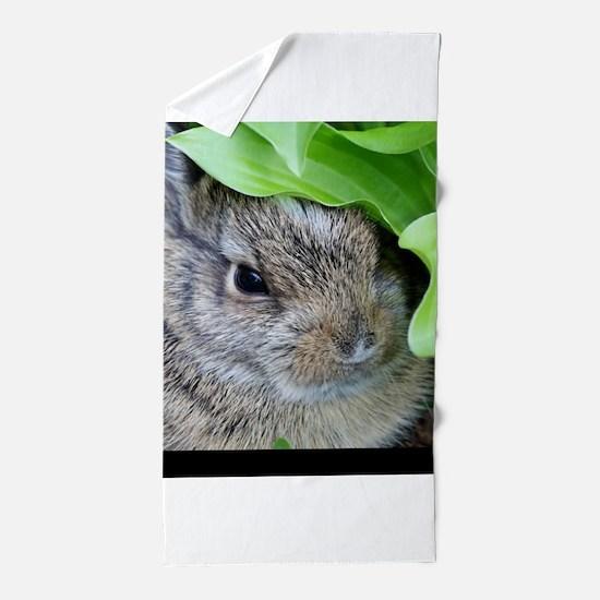 Baby Bunny Beach Towel