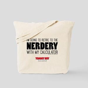 Nerdery Tote Bag