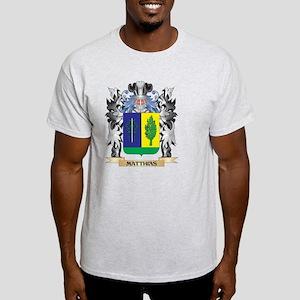 Matthias Coat of Arms - Family Crest T-Shirt