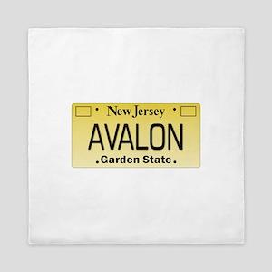 Avalon NJ Tag Giftware Queen Duvet