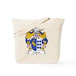 Garza Family Crest Tote Bag