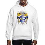 Garza Family Crest Hooded Sweatshirt