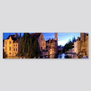 Stunning! Bruges Pro Photo Bumper Sticker