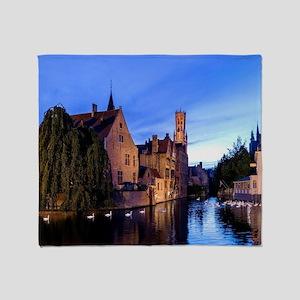 Stunning! Bruges Pro Photo Throw Blanket