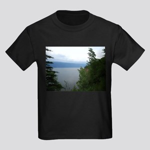 Lake Superior in the Haze T-Shirt